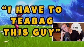 TFUE teabagging? - Fortnite Funny Moments and High Skill Clips #3