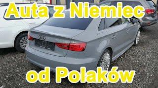 Kupiliśmy auta z Niemiec...od Polaków