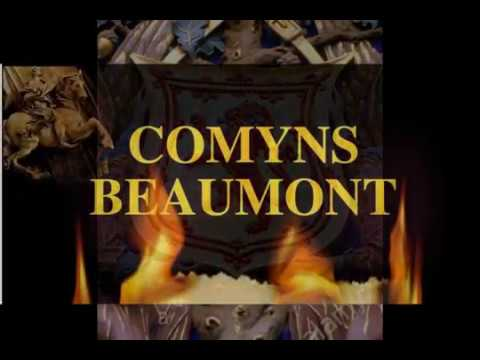 Comyns Beaumont - The Great Deception + Edinburgh Jerusalem Arthurs Seat Mount of Olives