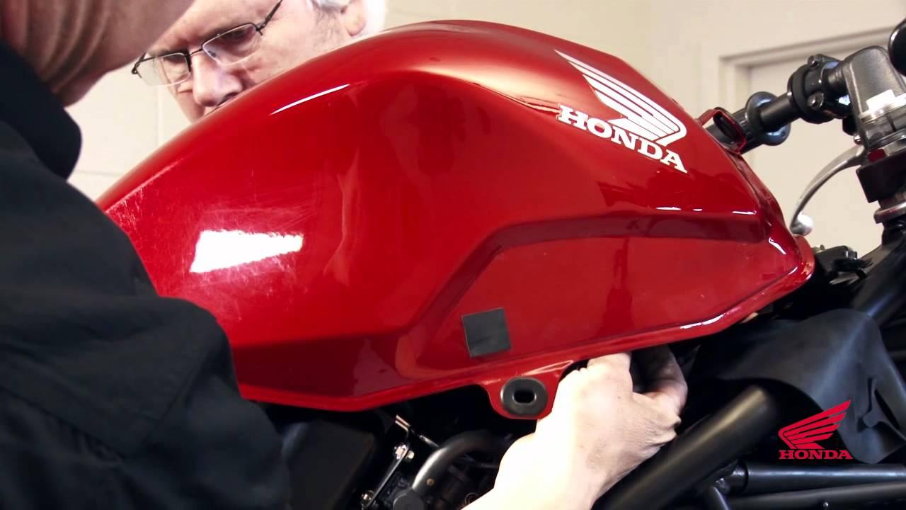 2012 Honda Cbr250ra Wiring Diagram Racing Motorcycle Cbr250r Race Kit Installation Reinstalling The Fuel Tank Youtube