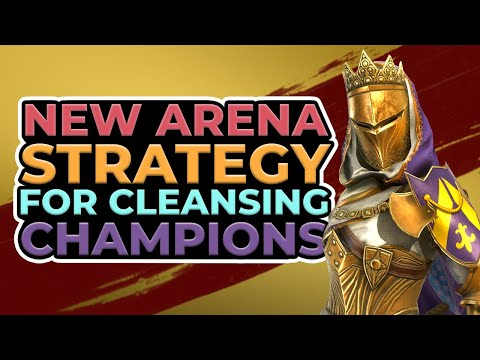 TOP NEW Arena Strategy, Gameplay and Masteries - RAID Shadow Legends .