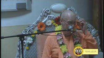 Шримад Бхагаватам 7.8.2 - Бхакти Чайтанья Свами
