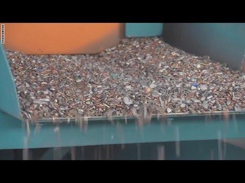 في دبي.. انتاج الذهب والفضة من النفايات الإلكترونية للشرق الأوسط  - 15:21-2017 / 6 / 21