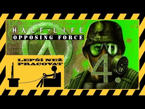 HL Opposing Force - Český let's play 4. část