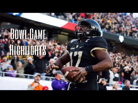College Football Bowl Game Highlights 2017-18 || Part 1 || ᴴ
