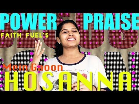 "BEST HIndi Christian Rap/ Hip-hop song ""Mein Gaoon Hosanna"""