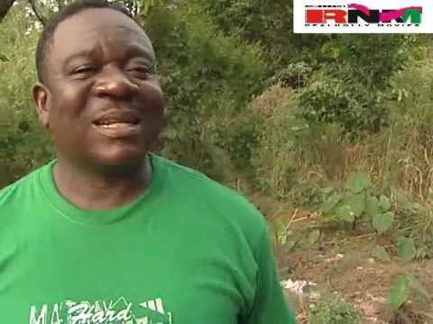 Mr Ibu Expresses Love With Scent Leaf!! LWKMD!!