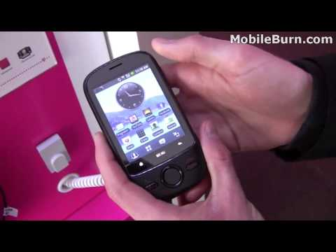 T-Mobile Pulse mini - first look