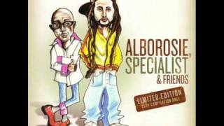 Alborosie Specialist & Friends - 18 Ting A Ling Refix feat Shabba Rankds & Queen Latifah .wmv