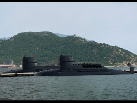 China has possessed nuclear-powered ballistic missile submarines