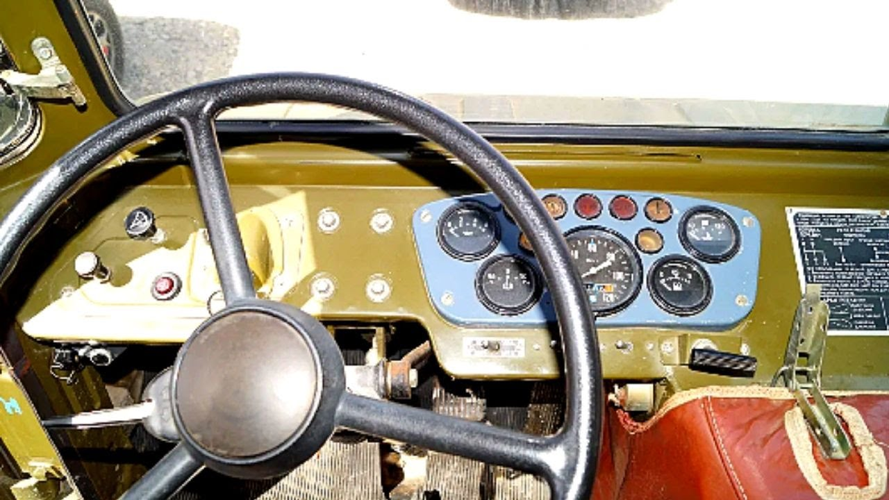 ОБНАРУЖИЛ в продаже, НОВЫЙ беспробежный военный ГАЗ 66, с консервации, в заводской смазке