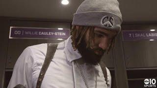 Willie Cauley-Stein breaks-down Kings loss to Raptors