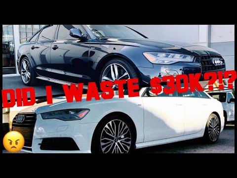 2018 Audi S6 vs. 2018 Audi A6 - Did I waste $30k? Jay Flat Out