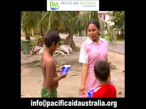 Tuvalu Plastic Shopping Bag Free Minimisation Program. Full Length