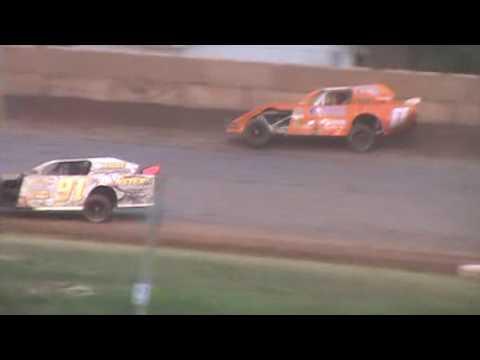 IMCA Sportmod Feature Shawano Speedway Shawano Wisconsin 6/25/16