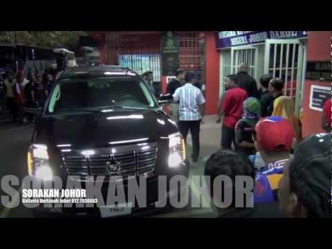 TMJ and JOHOR WorLd Football Fans # JDT # Johor FA