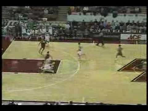 2005-06 BC Basketball Highlights