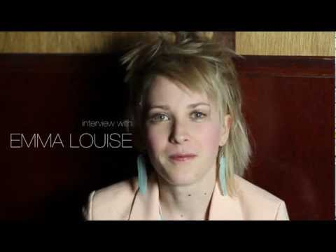 Emma Louise interview with EllenwoodEP
