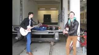 Always look on the bright side of life - Sidewalk Sounds cover - Streetmusic