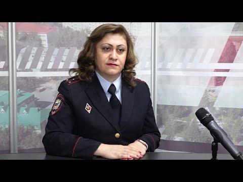 Белла Авалян - руководитель отдела по вопросам миграции ОМВД России по г. Мегиону