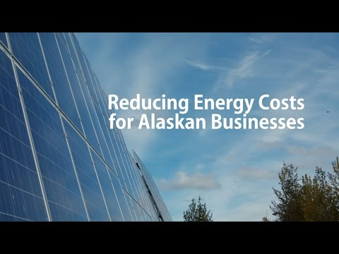 Reducing Energy Costs in Fairbanks