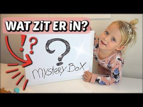 SPEELGOED MYSTERY BOX | Lucilla Bellinga #73