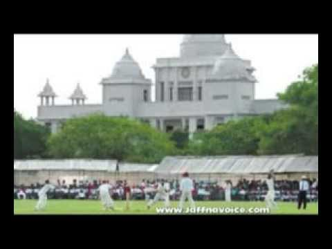 My Jaffna Central College Big Match Song - Jaffna gobi