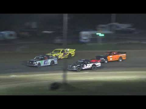 Pro Truck Feature at Crystal Motor Speedway on 07-07-2018!