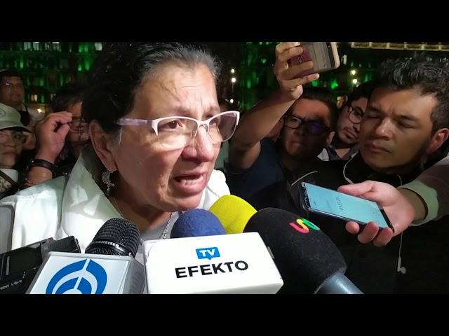 Entrevista a Nashieli Ramírez, presidenta de la CDHCM, tras movilización 2 de octubre