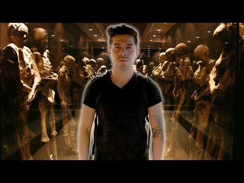 No creer�s c�mo es el museo de las momias