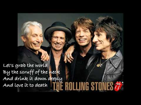 The Rolling Stones -  Mixed Emotions (Lyrics)