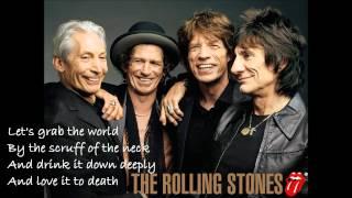 The Rolling Stones -  Mixed Emotions (Lyrics)
