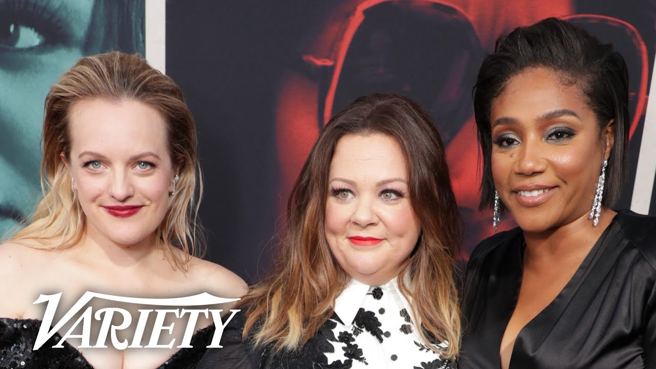 How 'The Kitchen' Stars Melissa McCarthy & Elisabeth Moss Learned to Say 'No'