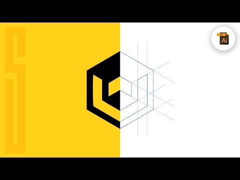 Logo Design Techniques You NEED TO KNOW! (Illustrator Tutorial)
