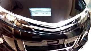 Real Color Car Care原色汽車護理,日本Crystal Nano鍍膜示範119!