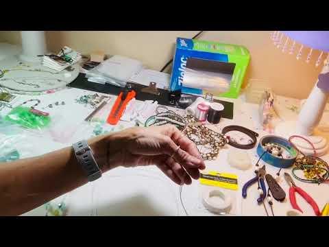 Jewelry Making w/ Barbara