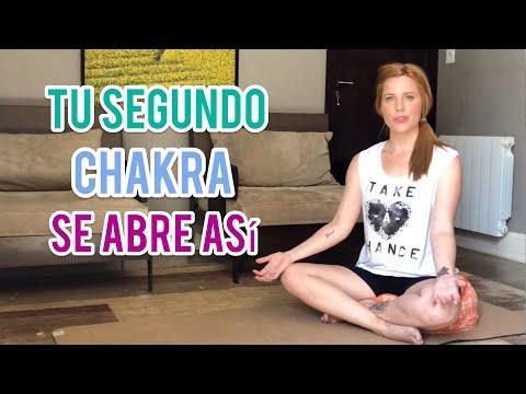 Yoga con Agustina: cómo abrir tu segundo chakra. Ejercicios para todos los niveles