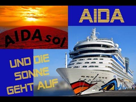AIDA 2017 Kanaren / Madeira mit AIDAsol