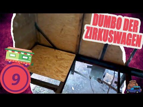 Alles muss raus! Sogar der Boden | Bad, Dusche, WC | Leben im Zirkuswagen/ Tinyhouse Dumbo | E9