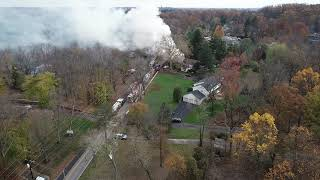 Willow Grove ATTIC HOUSE FIRE about 2100 Terwood Rd 11-12-2018