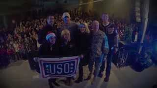 chairman s uso holiday tour in rota spain