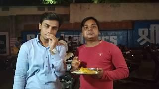 Street food in jamshedpur jharkhand India