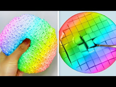 Satisfying Slime [ASMR] | Relaxing Slime Videos #100