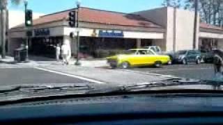 Pro Street 1964 Chevy Nova