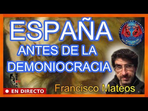 ESPAÑA ANTES DE LA DEMONIOCRACIA