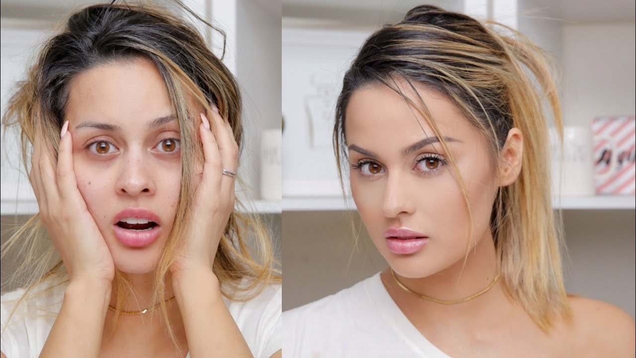 5 minute drugstore makeup tutorial youtube ccuart Gallery