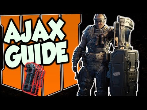 """Black Ops 4: """"AJAX"""" Specialist Guide [Dominate On Offense & Defense]"""