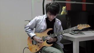 [Infinite Challenge] Hwangtaeji - Mapsosa, 황태지 - 맙소사 - Electric Guitar Cover