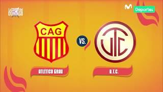 La Carne del Domingo: Atlético Grau (7) 2-2 (6) UTC | COPA BICENTENARIO Resumen y goles