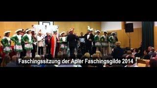 Faschingssitzung der Faschingsgilde Alpl 2014